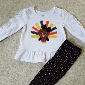 12 month Thanksgiving outfit